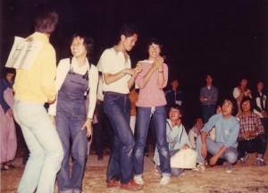 合宿イベント フォークダンス (28~29回生)
