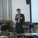 現役ESSの顧問 加藤教授